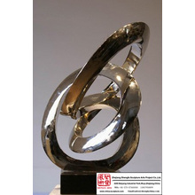 Modern Stainless Steel Art