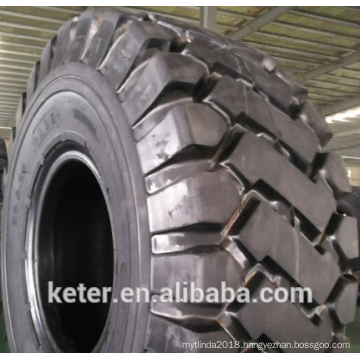 Chinese Bias OTR Tire 26.5-25 23.5-25 E3E Pattern,Brand ECOLAND for Asia market
