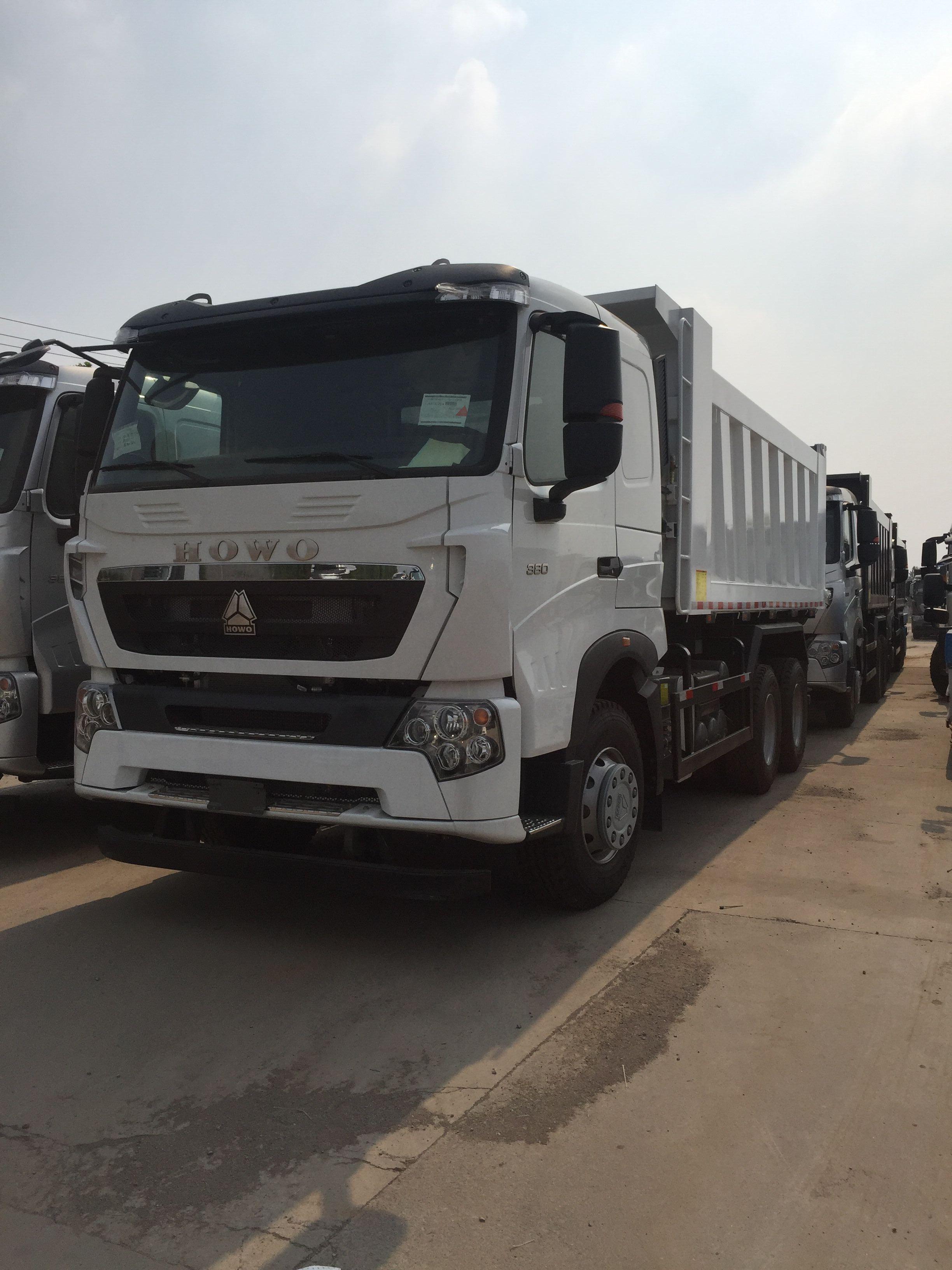 dump truck 03