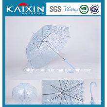 21 дюймов ручной открытый прямой зонт в дешевой цене