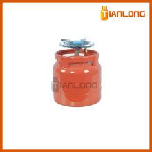 6kg comprimido recargado cilindro gpl