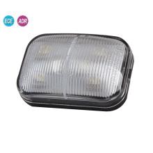 Luz dianteira / traseira do diodo emissor de luz / luz do marcador de Sider para o caminhão / reboque