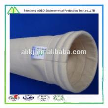 Filtro de pps resistente a altas temperaturas / bolsa de polvo (incineración de residuos)