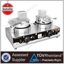Hotel Kitchen Equipment Caramel Gas utiliza máquinas de palomitas en venta