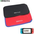 Sac de protection souple de voyage pour Nintendo Switch Console NS XL Housse