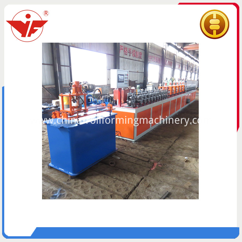 T Grid Roll Forming Machine Picture