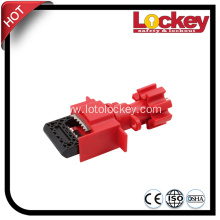 Universal Polypropylene Safety Butterfly Valve Lockout