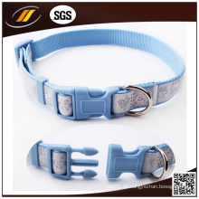 Nylon Katze-Kragen-Hundehalsring-Haustier-Kragen-Haustier-Produkte (HJ7105)