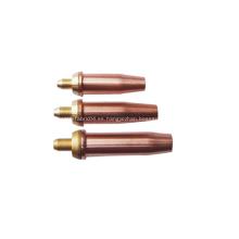 Boquilla de corte de gas CG07 de cobre