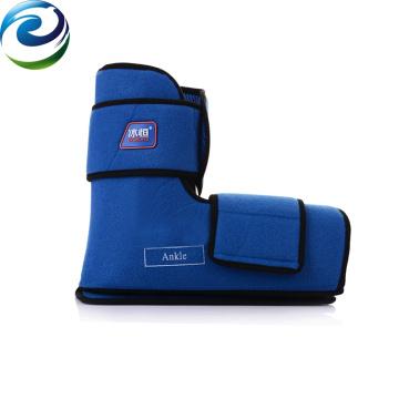 Machine anti-inflammatoire de thérapie de refroidissement de cheville Microwable