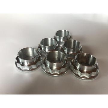 Galvanized Steel Hex Nut