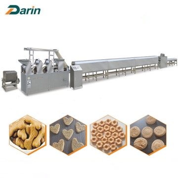 Knochenform Keks Plant Pet Food Machine