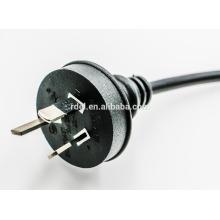 SAA power supply cord,10a 15a australia power plug