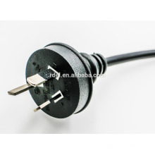 SAA power supply cord,10a 15a australia power plug
