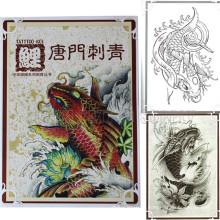 Высокое качество татуировки книги татуировки для художника и начинающего
