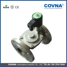 New design AC 220V high temperature solenoid valve for gas