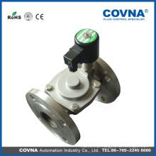 Válvula solenóide de alta temperatura AC 220V de design para gás