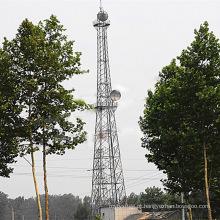 Microondas Comunicação Ângulo Transmissão de Energia Torre de Aço