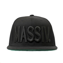 Mesh-Stickerei benutzerdefinierte Snapback Cap