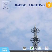 Torre de telecomunicación de 30 m de certificación ISO