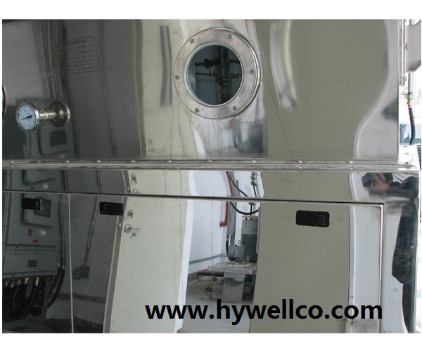 Citric Acid Horizontal Dryer
