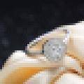 Anillo de plata esterlina 925 esterlina minimalista regalo de cumpleaños de San Valentín