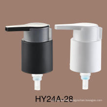 Hot Sell Plastic Cream Pump 24mm Metal Lotion Pump Treatment Cream Pump