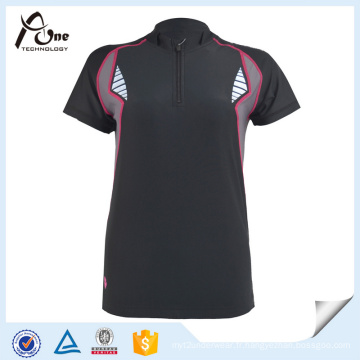 Super Cycle Vêtements Ladies Bicycle T-Shirt Cycling Wear