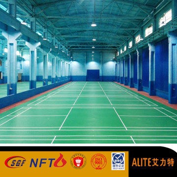 Enlio Indoor Badminton Flooring