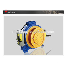 Designer top sell 1.6m/s gearless traction machine