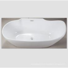 Baignoires à double extrémité terminées par une baignoire italienne