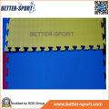 Tapis EVA double couleur, tapis en mousse EVA réversible pour le Taekwondo