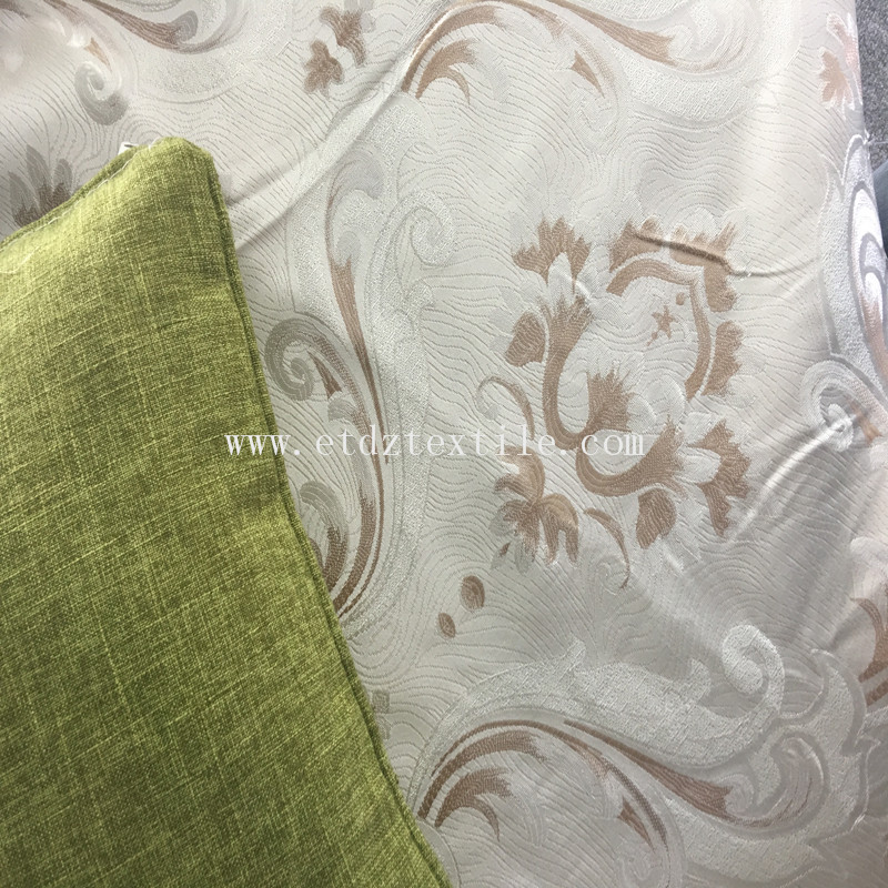 2016 new curtain fabric BZ009-1
