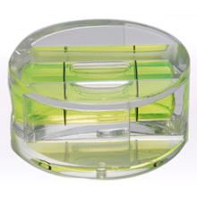 Professionelle runde Form Acryl-Durchstechflasche (700306)
