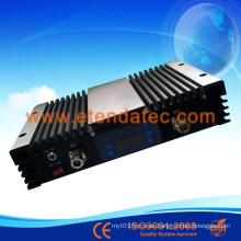 Digital Display 23dBm 75db CDMA PCS repetidor de señal móvil