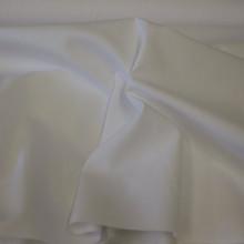 Tissu de Popline 100% Coton Blanc 100%