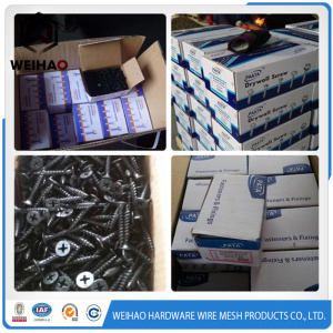 Good Quality for for Cheap Drywall Screw C1022 Drywall Screws supply to Argentina Factories