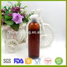 Neue Design-Zylinder leere Kosmetik-Flaschen 120ml für Lotion Verpackung