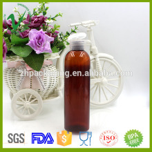 Nuevo diseño de botellas vacías cosméticos botellas 120ml para loción de embalaje