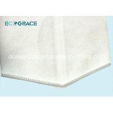 Bolsa de filtro de fibra de PP bolsa de filtro líquido para el procesamiento de alimentos