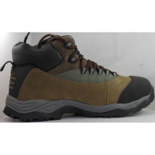 full grain leather EVA+RB cement safety boots