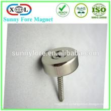 n35 раунд с потайной магнит 25 мм