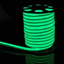 12V-24V Green LED Neon Flex Tube