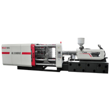 Lagedruk injection molding machine