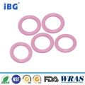 Rubber Silicone Colored O Rings For Machinery