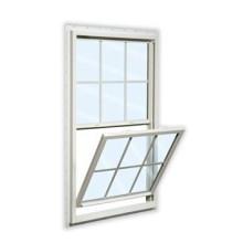 Одностороннее окно UPVC