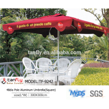 rectangular outdoor cantilever umbrella