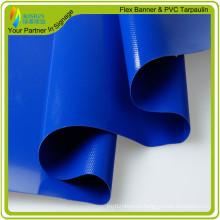 Водонепроницаемая ткань упаковочный материал с покрытием из ПВХ брезент