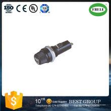Suporte automotivo impermeável do fusível da lâmina de UL1015 16AWG 32V 20A