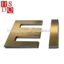 Feuille laminée à froid laminée à froid d'acier inoxydable de silicium non poreux fournisseur